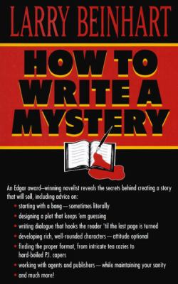 How to Write a Mystery 9780345397584