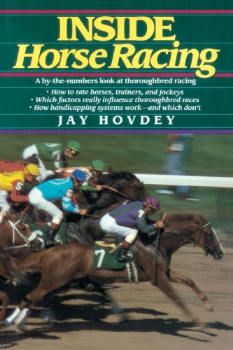 Inside Horse Racing 9780345336484