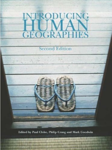 Introducing Human Geographies 9780340882764
