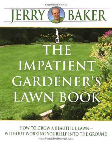 Jerry Baker's Lawn Book 9780345340948