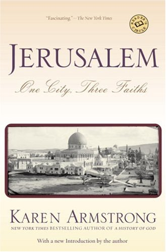 Jerusalem: One City, Three Faiths 9780345391681