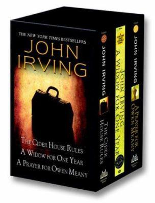 John Irving 3c Trade Box Set 9780345458902