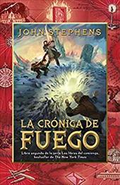 La cronica de fuego: Los libros del comienzo (2) (Vintage Espanol) (Spanish Edition)