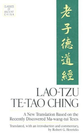 Lao-Tzu: Te-Tao Ching 9780345370990