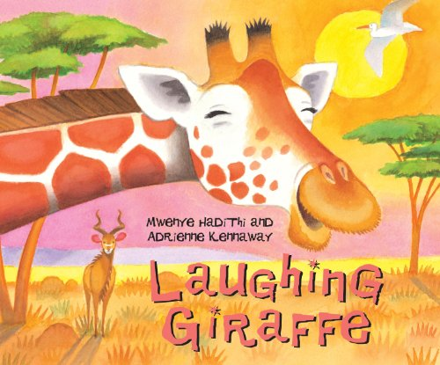 Laughing Giraffe 9780340945209