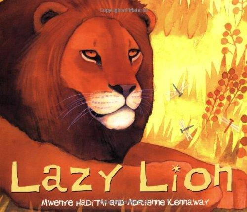 Lazy Lion 9780340565650