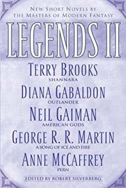 Legends II: New Short Novels by the Masters of Modern Fantasy 9780345456441