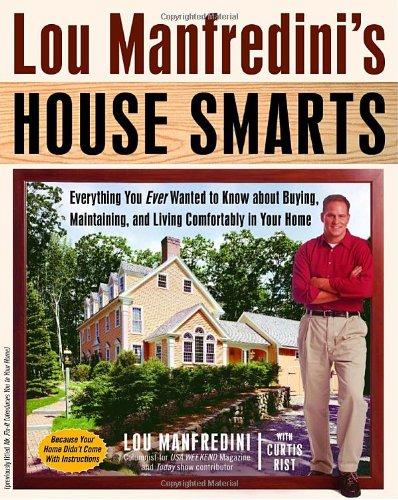 Lou Manfredini's House Smarts 9780345449894