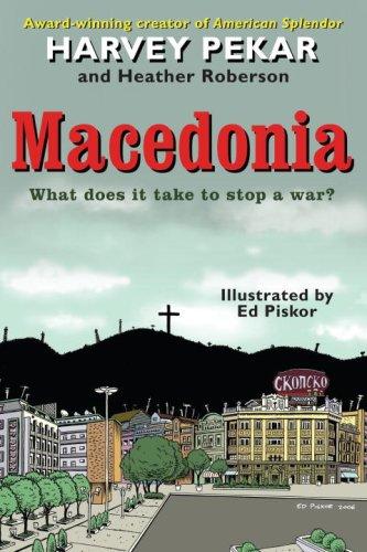 Macedonia 9780345498991