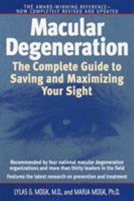 Macular Degeneration 9780345457110