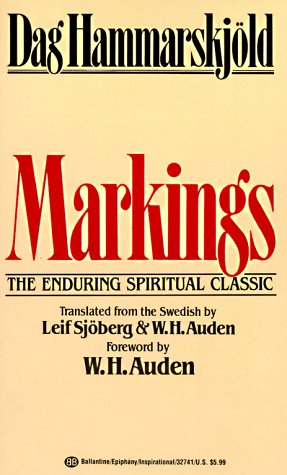 Markings: The Enduring Spiritual Classic 9780345327413