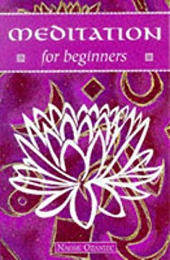 Meditation for Beginners 9780340648353