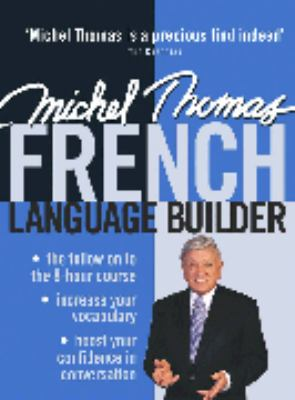 Michel Thomas French Language Builder 9780340789698