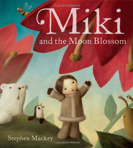 Miki and the Moon Blossom 9780340950678