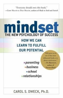 Mindset: The New Psychology of Success 9780345472328
