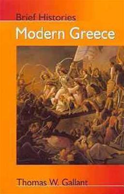 Modern Greece 9780340763377
