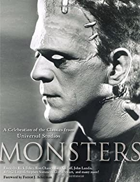 Monsters: A Celebration of the Classics from Universal Studios 9780345486851