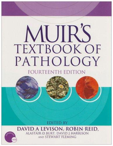 Muir's Textbook of Pathology 9780340740620