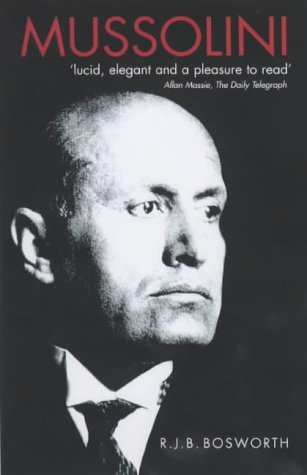 Mussolini 9780340809884