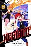 Negima!, Volume 3: Magister Negi Magi 9780345471802