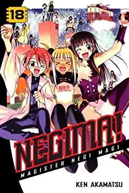 Negima! Vol. 18 : Magister Negi Magi