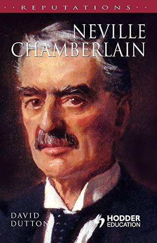Neville Chamberlain 9780340706275