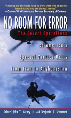 No Room for Error: The Story Behind the USAF Special Tactics Unit 9780345453358