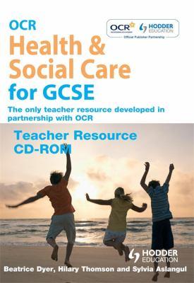 OCR GCSE Health and Social Care 9780340985366