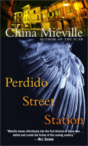 Perdido Street Station 9780345459404