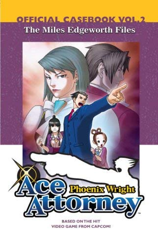 Phoenix Wright Ace Attorney: The Miles Edgeworth Files 9780345503565