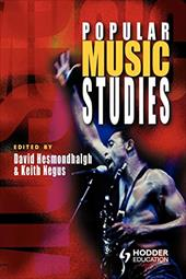 ISBN 9780340762486 product image for Popular Music Studies | upcitemdb.com
