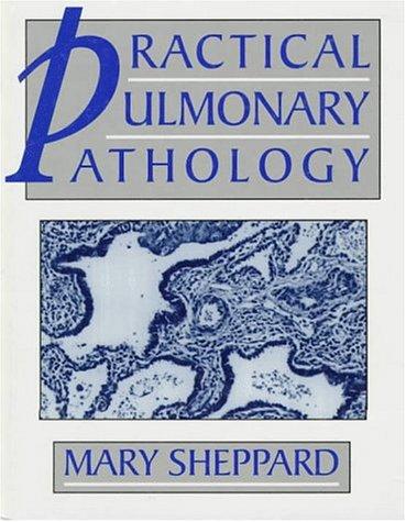 Practical Pulmonary Pathology 9780340573181