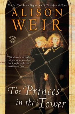 The Princes in the Tower (Rkpg) 9780345391780