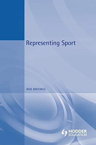 Representing Sport 9780340740521