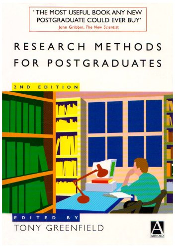Research Methods for Postgraduates 9780340806562