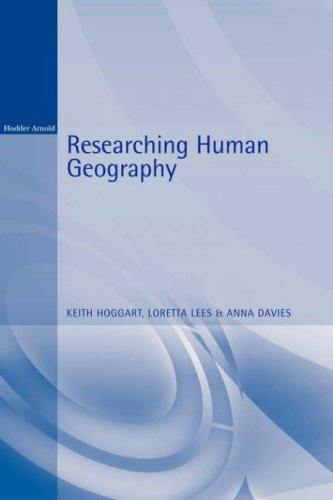 Researching Human Geography 9780340676752