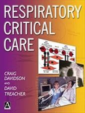 ISBN 9780340762899 product image for Respiratory Critical Care | upcitemdb.com