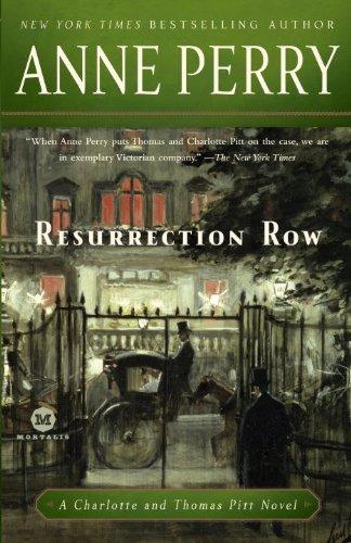 Resurrection Row 9780345513991
