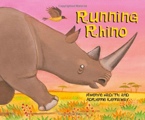 Running Rhino 9780340989388