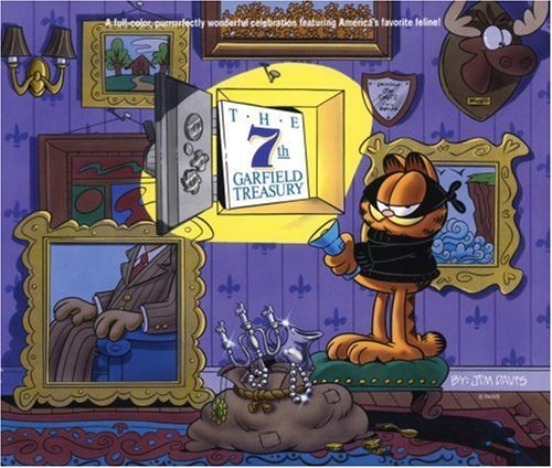 Seventh Garfield Treasury 9780345384270
