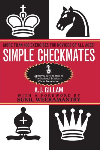 Simple Checkmates 9780345403070