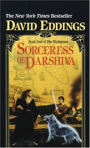 Sorceress of Darshiva 9780345369352