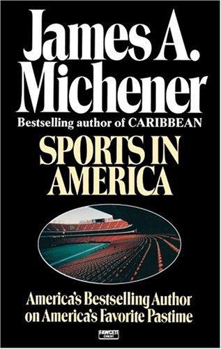 Sports in America 9780345483065