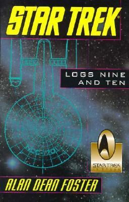 Star Trek Logs Nine and Ten 9780345409430