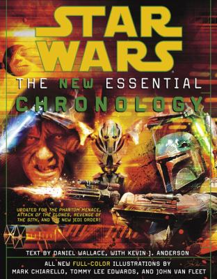 Star Wars: The New Essential Chronology 9780345449016