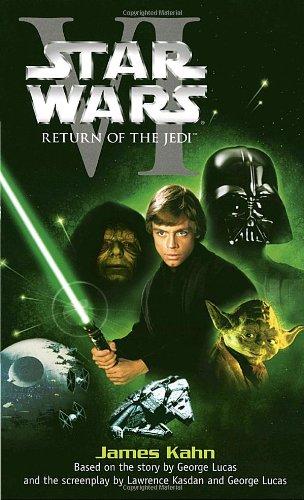 Return of the Jedi: Star Wars: Episode VI 9780345307675