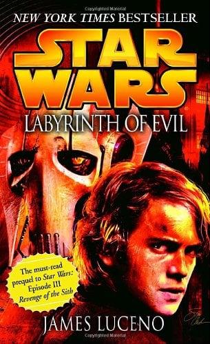 Star Wars Labyrinth of Evil 9780345475732