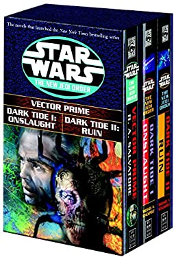 Star Wars Njo 3c Box Set MM 9780345466471