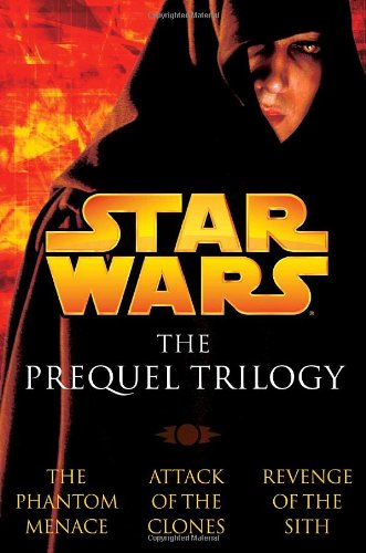 Star Wars: The Prequel Trilogy: The Phantom Menace/Attack of the Clones/Revenge of the Sith 9780345498700