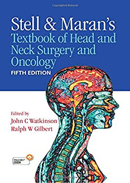 Stell and Maran's Textbook of Head and Neck Surgery and Onocology 9780340929162
